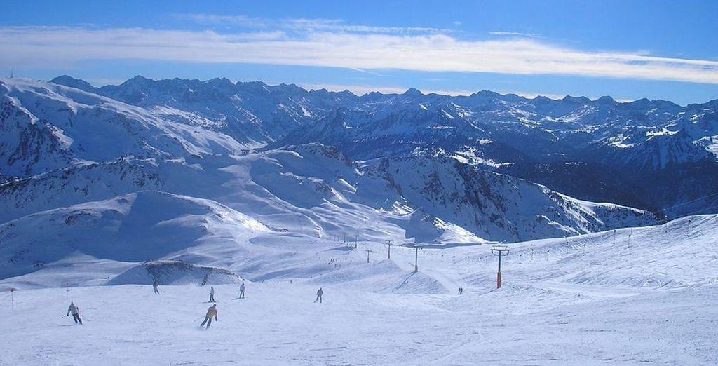 Baqueira Beret hará las delicias de expertos e iniciados en esquí