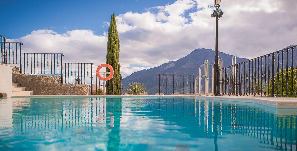 Este hotel rural de lujo se encuentra en un paraíso natural
