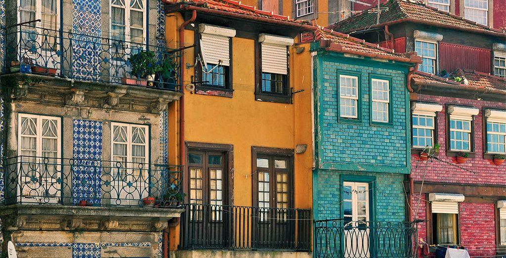 La mejor opción para tu estancia en Oporto