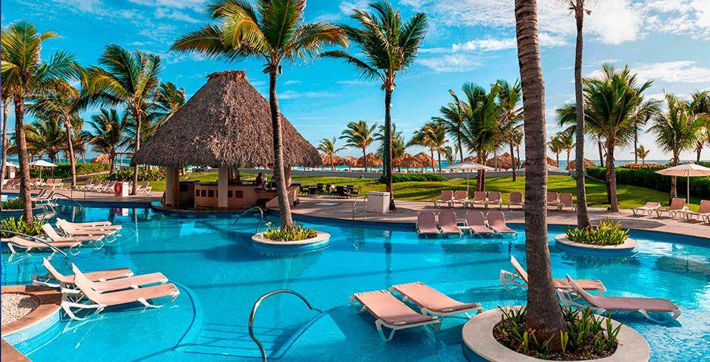 Hard Rock Hotel & Casino 5* de Punta Cana, te da la bienvenida a la República Dominicana