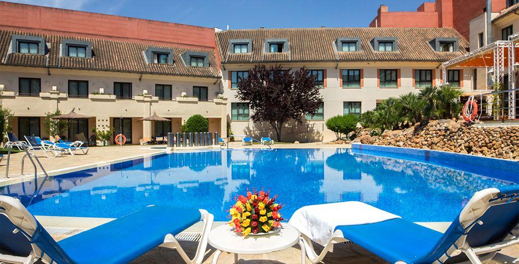 Antequera Golf Hotel 4*