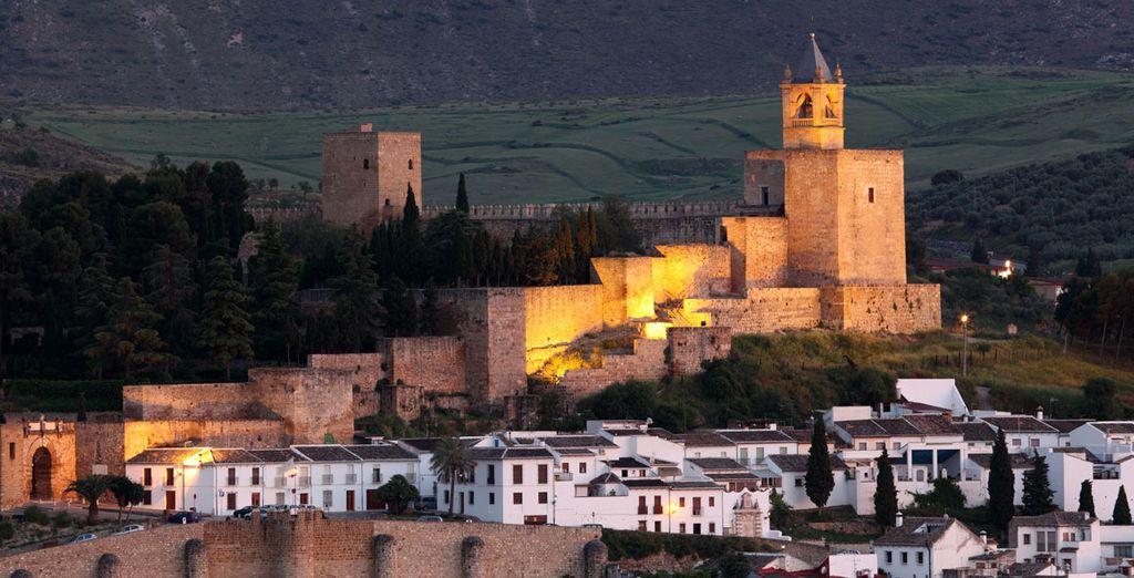 Visita Antequera, la ciudad malagueña cruce de caminos de Andalucía