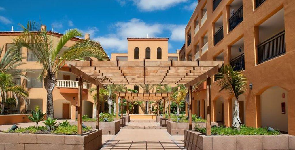 El Golf Plaza dispone de apartamentos y estudios completamente equipados