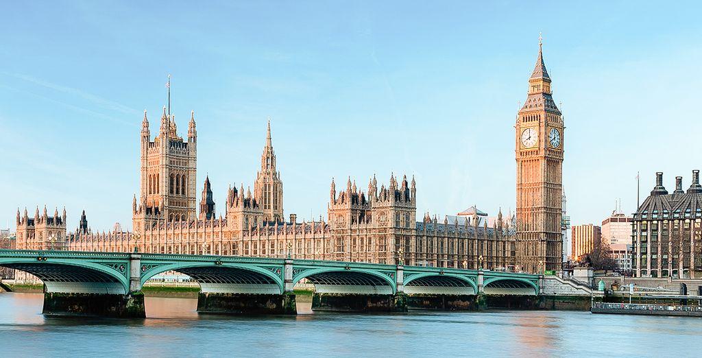 Londres es una ciudad vibrante