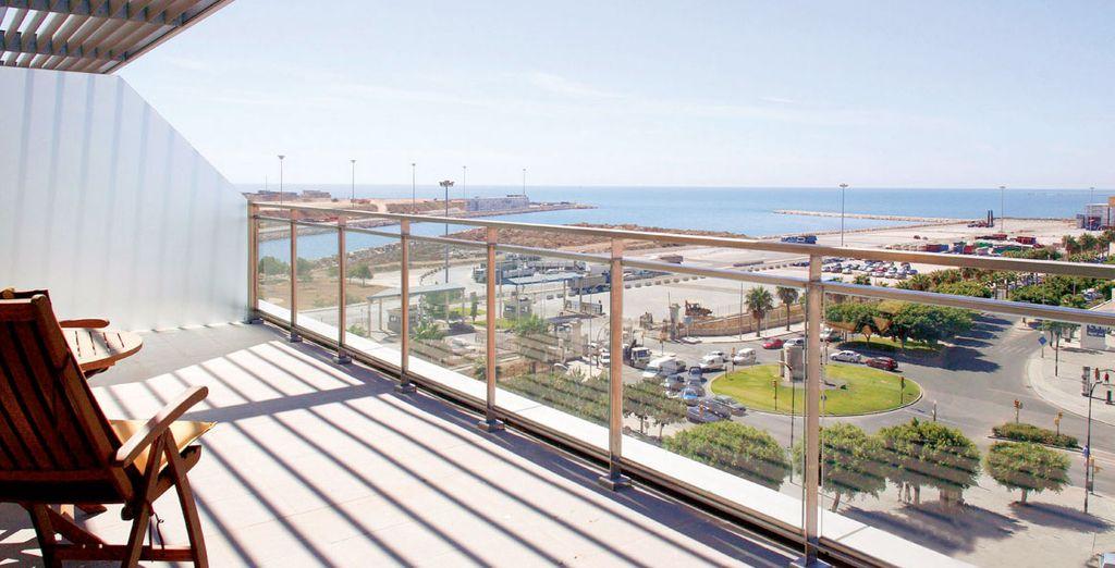 Hotel Ilunion Málaga 4*