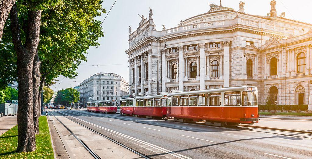 Bienvenido a Viena