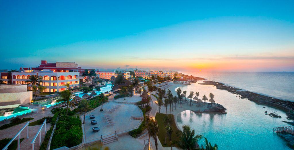 Hard Rock Hotel Riviera Maya 5* te da la bienvenida