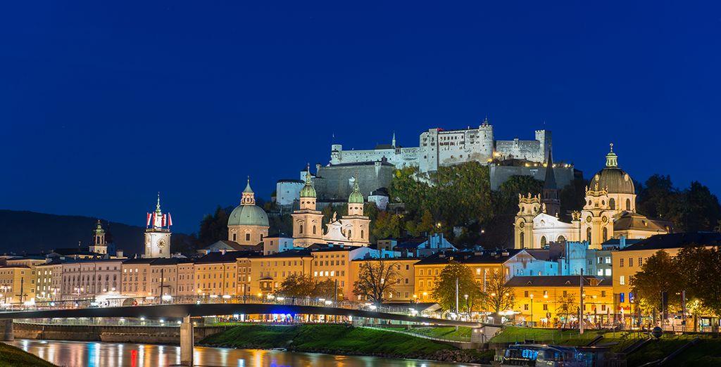 El día 1 de enero cruzarás la frontera rumbo a Salzburgo