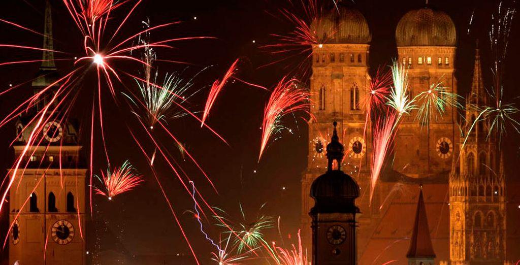 Pasarás una noche de Fin de Año inolvidable en la ciudad alemana