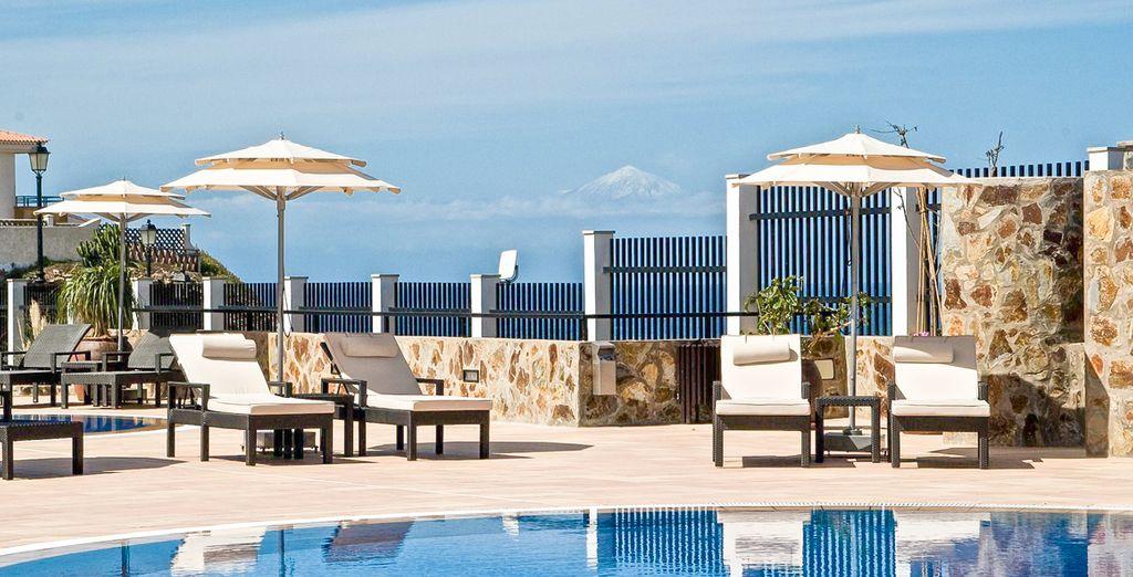 Bienvenido a la Roca Negra Hotel & Spa 4*