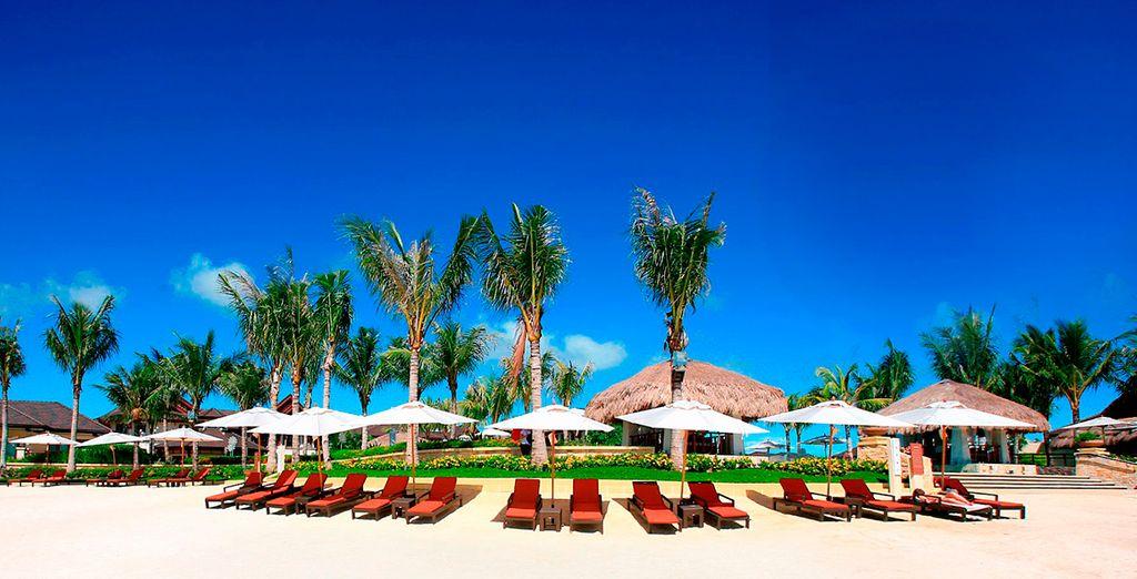 Bienvenido a Crimson Beach Resort & Spa 5*