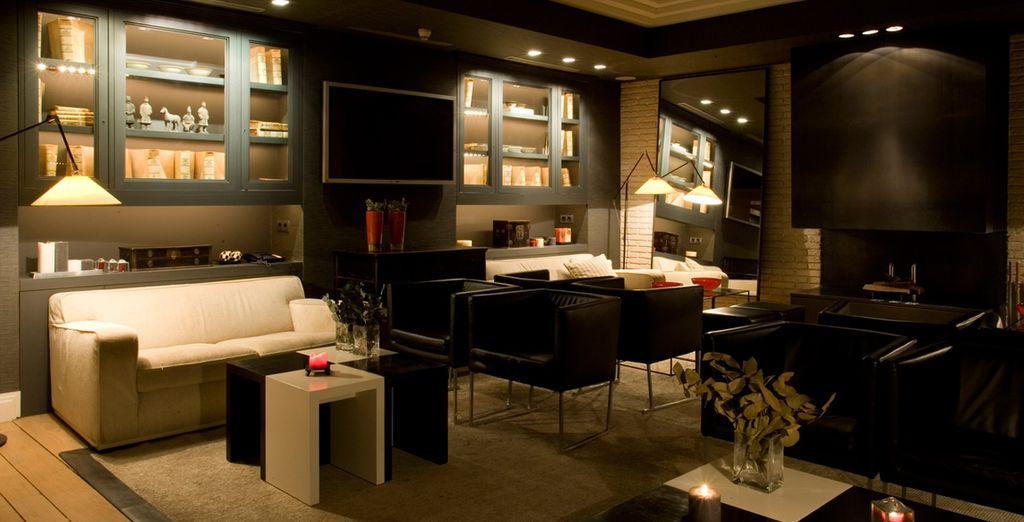 Salones amplios y cómodos