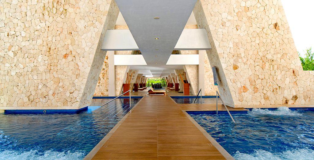 Bienvenido a la Riviera Maya