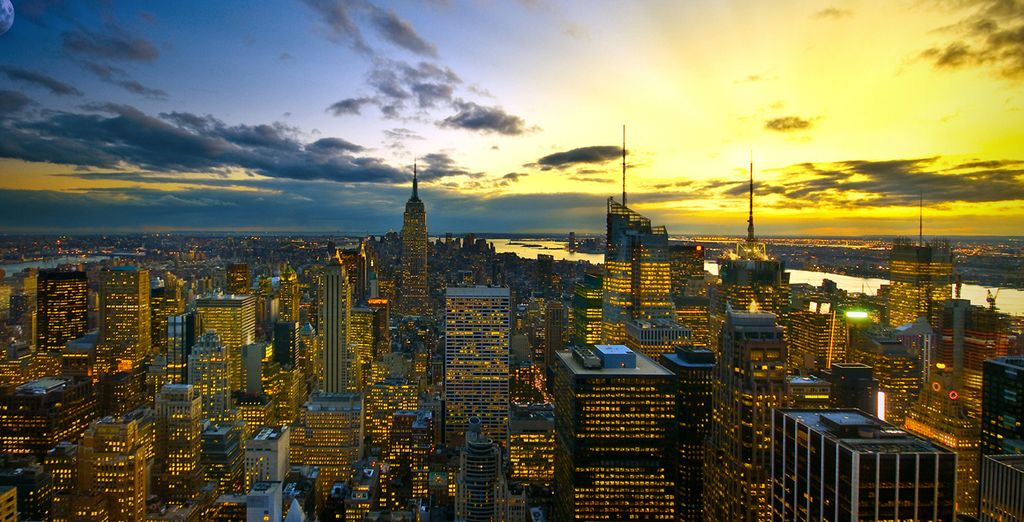 No te pierdas la ciudad de los rascacielos