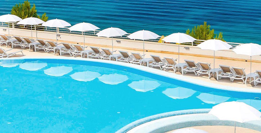 Bienvenido a Sensimar Adriatic Beach 4*