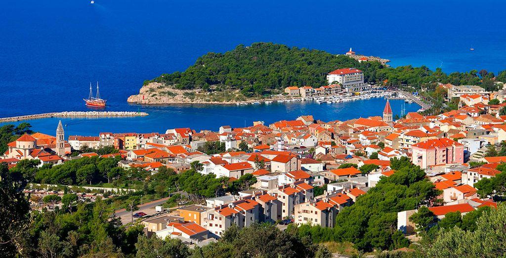 Conoce la Riviera Makarska