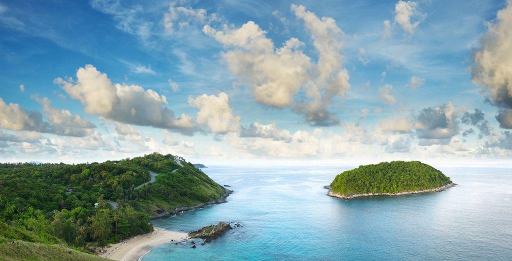 Descubre Phuket y déjate seducir por su naturaleza