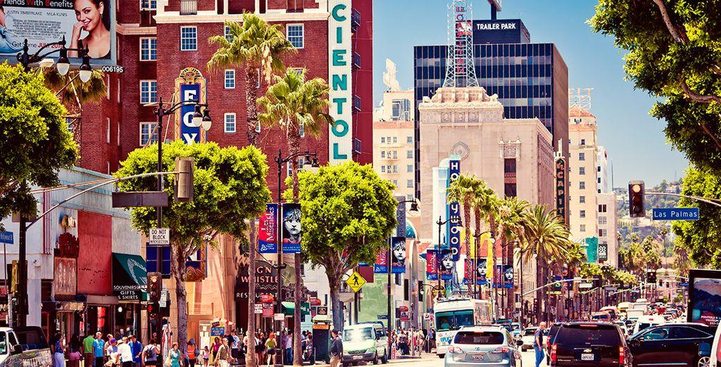 Los Ángeles es uno de los principales centros culturales, económicos, científicos y de entretenimiento del mundo
