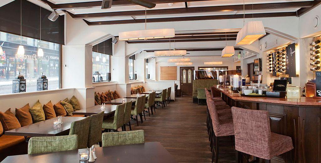 Hotel Thon Europa 3* dispone de extraordinarias instalaciones