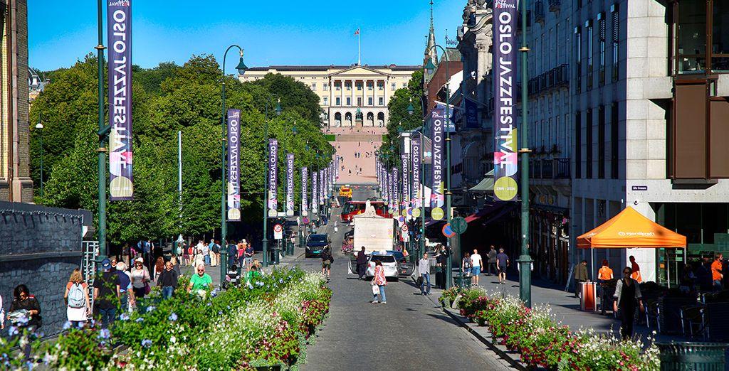Oslo, tu última parada