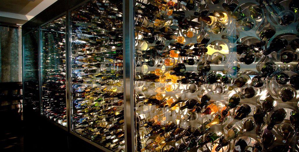 Una carta delicadamente elaborada que podrás degustar con recomendaciones de vino