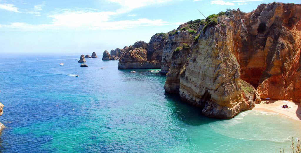 Ven a descubrir El Algarve
