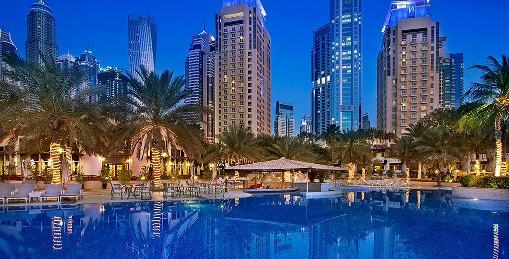 Un oasis de tranquilidad y descanso en la enérgica Dubái