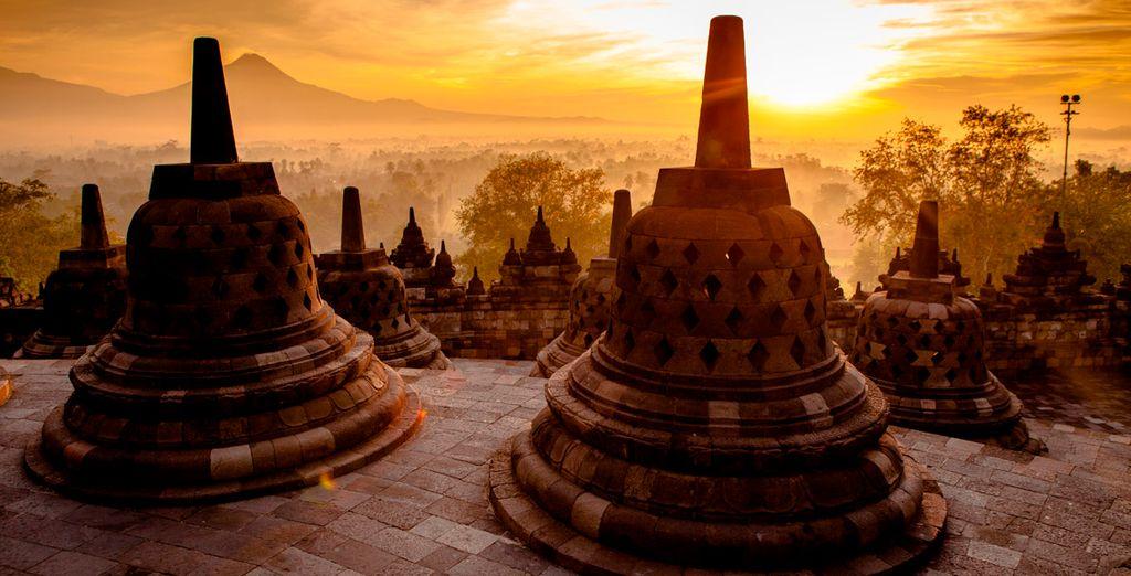 El templo budista más grande de todo el mundo