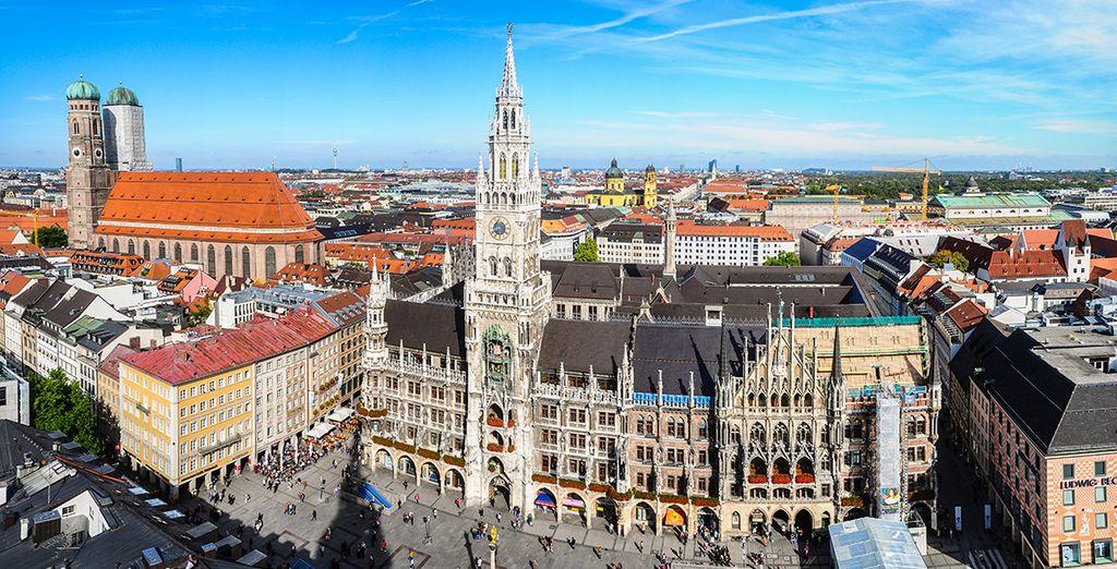 Múnich tiene mucho que enseñarte