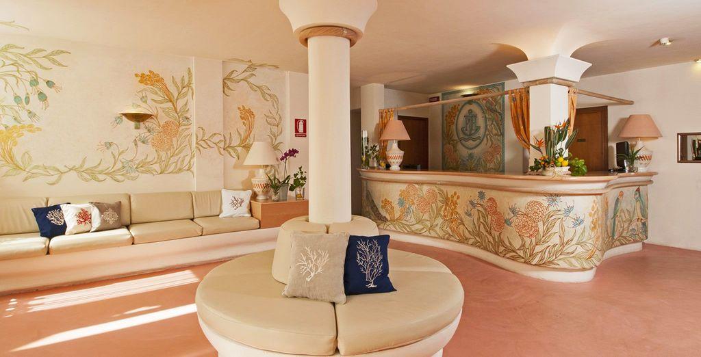 Interiores decorados con un estilo romántico y elegante