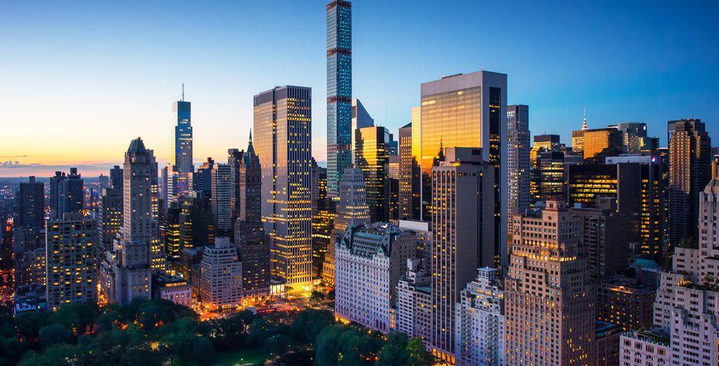 ¡Nueva York te fascinará!