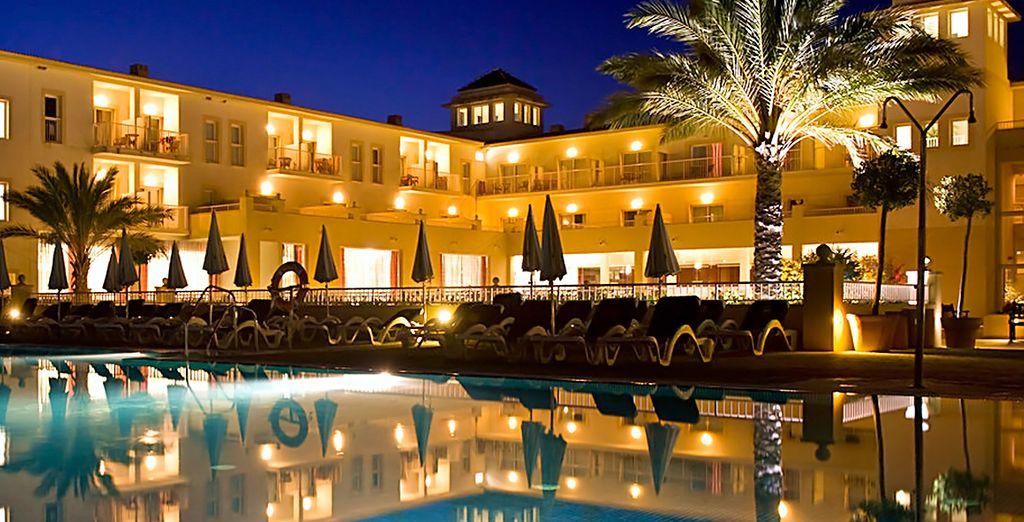 Bienvenido a Garden Playanatural Hotel & Spa