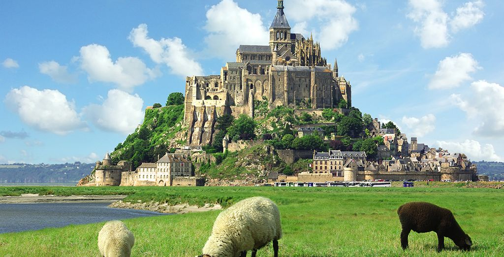 Saint-Malo, joya de la preciosa costa Esmeralda