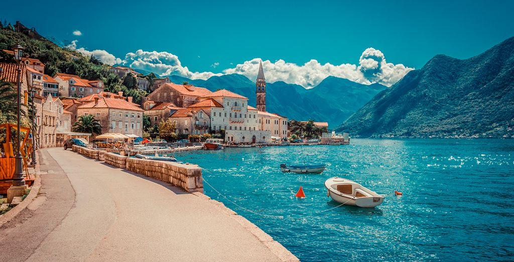 Bienvenido a Montenegro