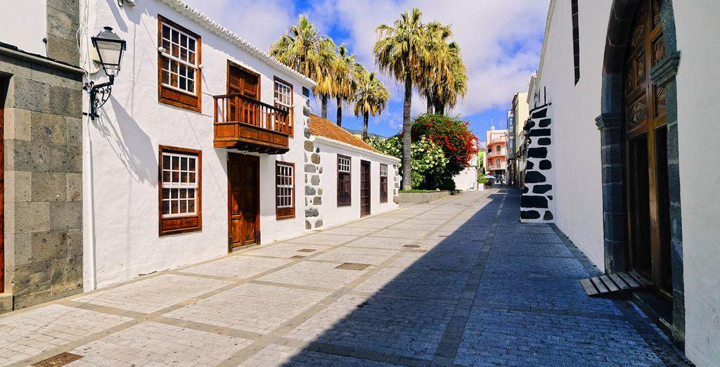 Pasea por Santa Cruz de la Palma