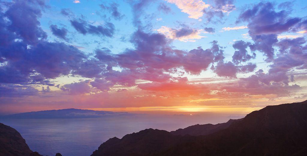 La Palma, conocida como la Isla Bonita