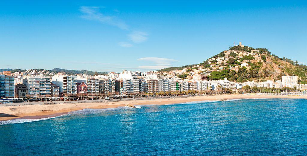 Descubre las mejores playas de la Costa Brava, Sa Palomera