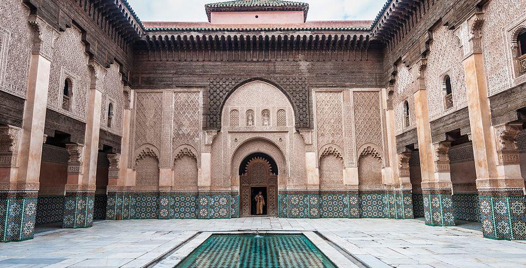 Empieza en Marrakech