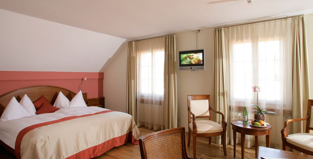 En Lucerna te alojarás en el Hotel Kreuz Sachseln 4*