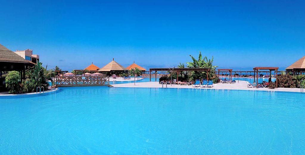 Disfruta de unas inolvidables vacaciones en La Palma & Teneguía Princess 4*