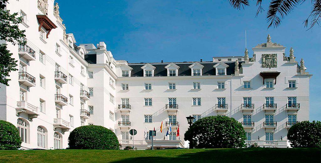 Descubre Santander desde el Hotel Eurostars Real 5*GL