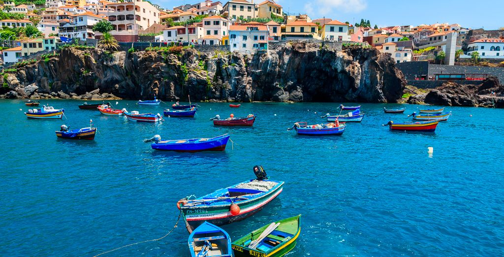 Disfruta el paraíso portugués