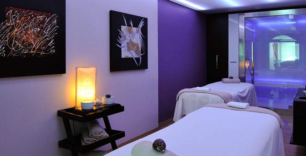 Date un capricho y prueba alguno de los tratamientos que se ofrecen en el spa