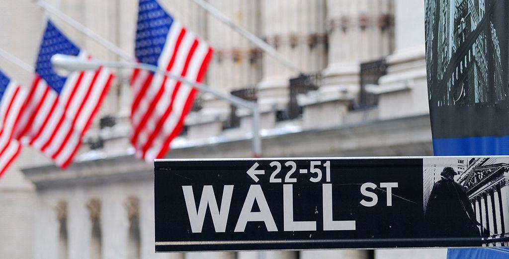 Nueva York es considerada la capital económica más importante del mundo
