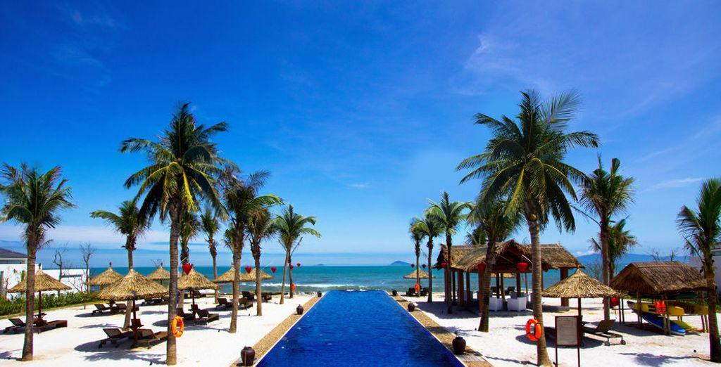 O en el Sunrise Premium Resort Hoi An 5*