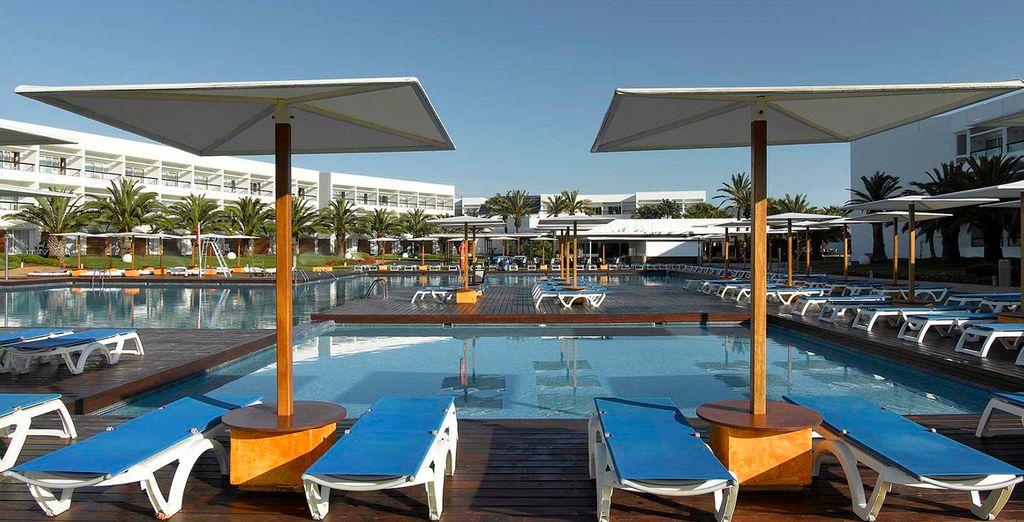 Disfruta del buen tiempo en Ibiza
