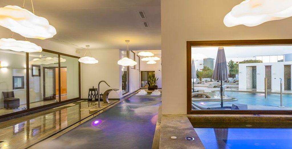 Zentropía es el nuevo Spa del Grand Palladium Palace Ibiza Resort & Spa