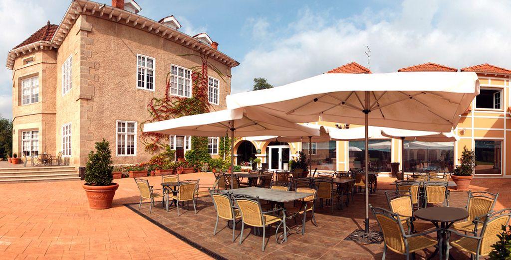 El hotel Casón de la Marquesa 4* te está esperando...