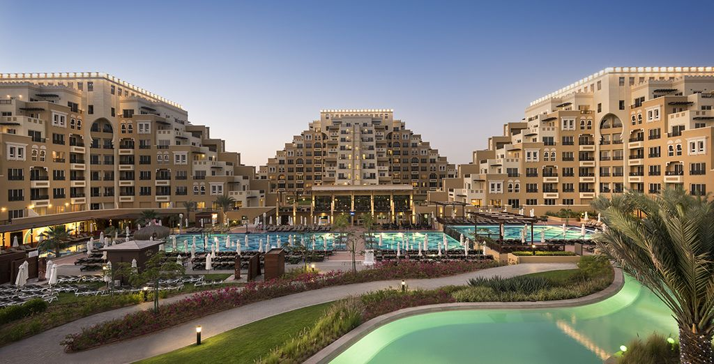 Disfrutarás del exclusivo concepto de Todo Incluido de este increíble resort