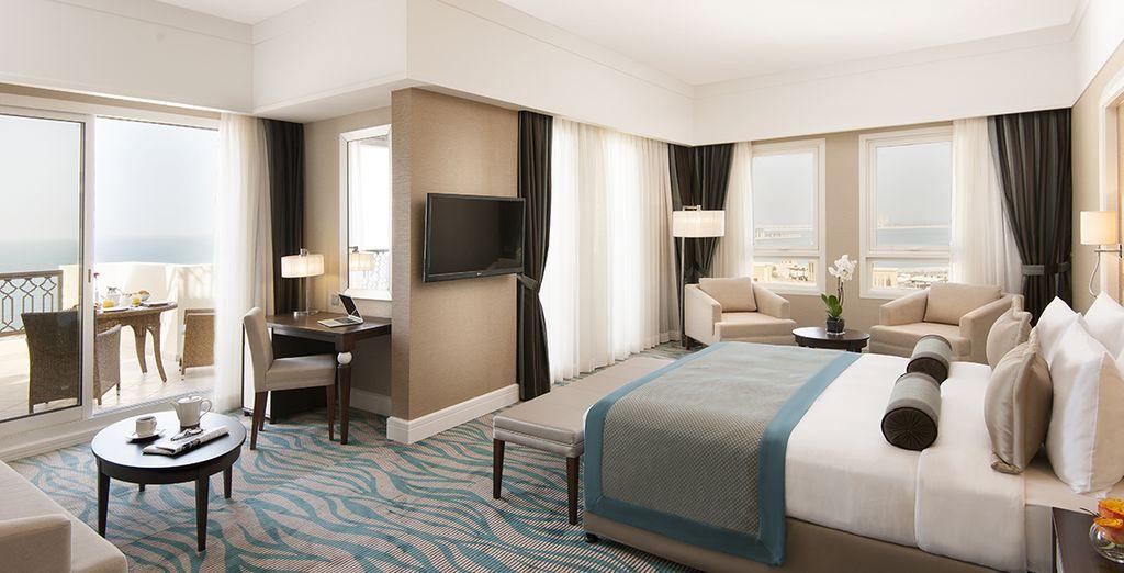 Hemos conseguido para ti una mejora asegurada a habitación Premium con Vistas al Jardín